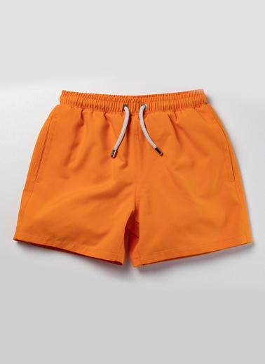 Katia & Bony Color Erkek Çocuk Mayo Şort  Oranj